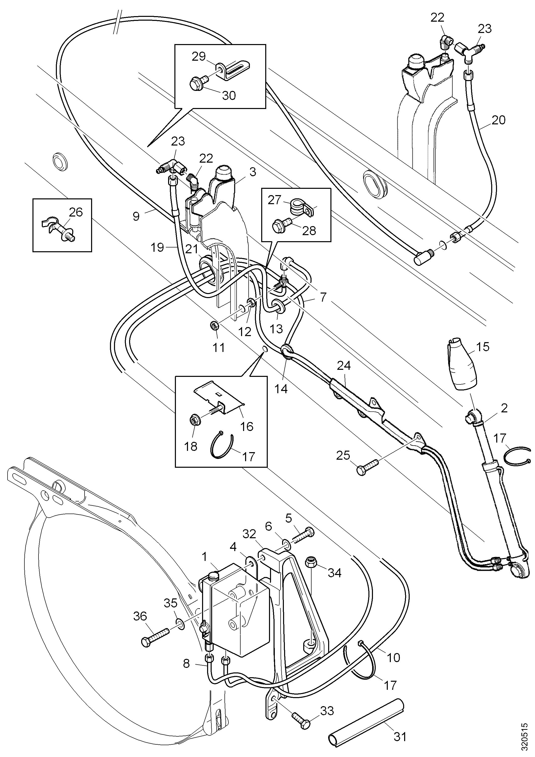 Гидроцилиндры и гидравлическое оборудование
